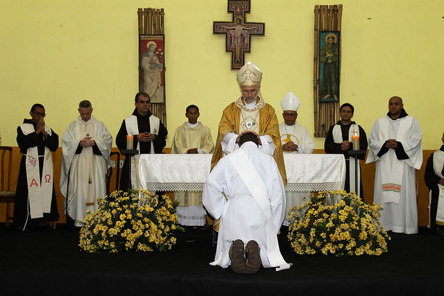 Ordenação Presbiteral de Fr. Carlos Magno