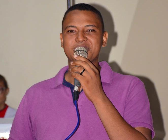 Fr. Rodrigo Ribeiro Santos