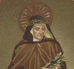 Santa Maria Francisca das Cinco Chagas