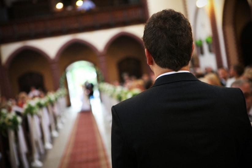 A elegância espiritual das noivas pontuais