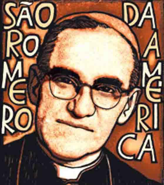 """""""Dom Romero se torne santo ao lados dos seus pobres"""""""