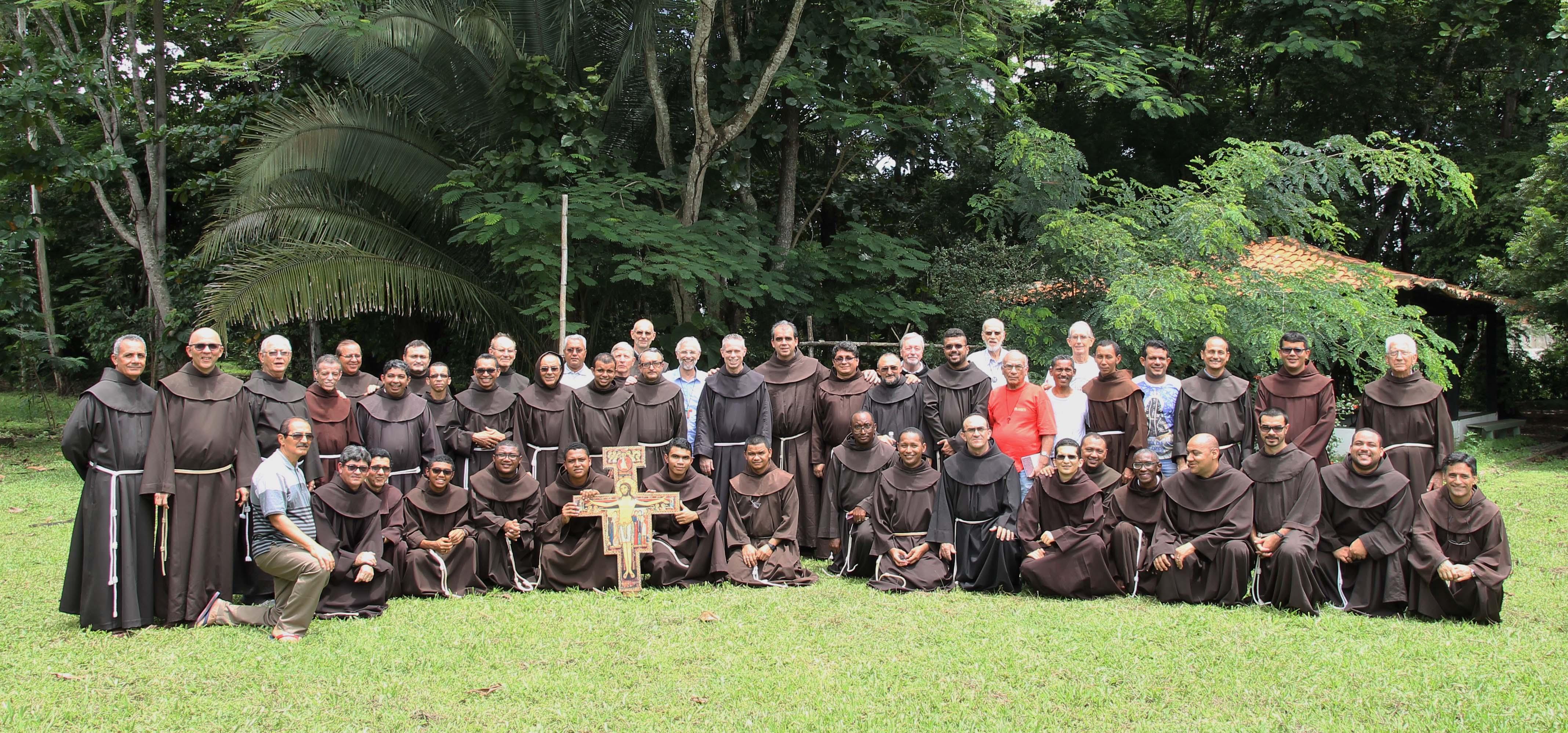 Visita do Ministro Geral à Província Franciscana de Nossa Senhora da Assunção