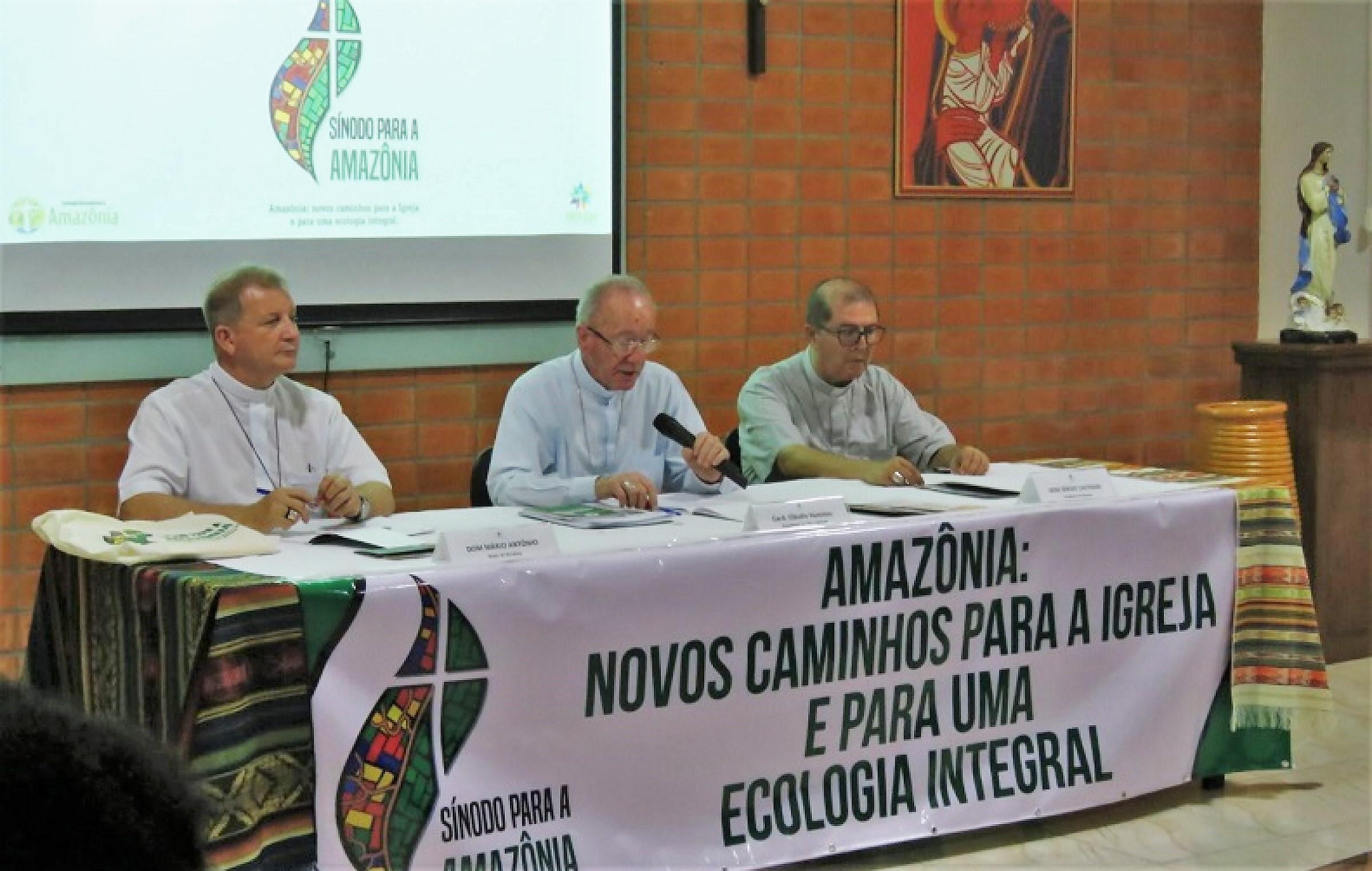 """Dom Cláudio Hummes: """"o Sínodo da Amazônia não foi convocado para repetir o que a Igreja já diz, mas para avançar"""""""