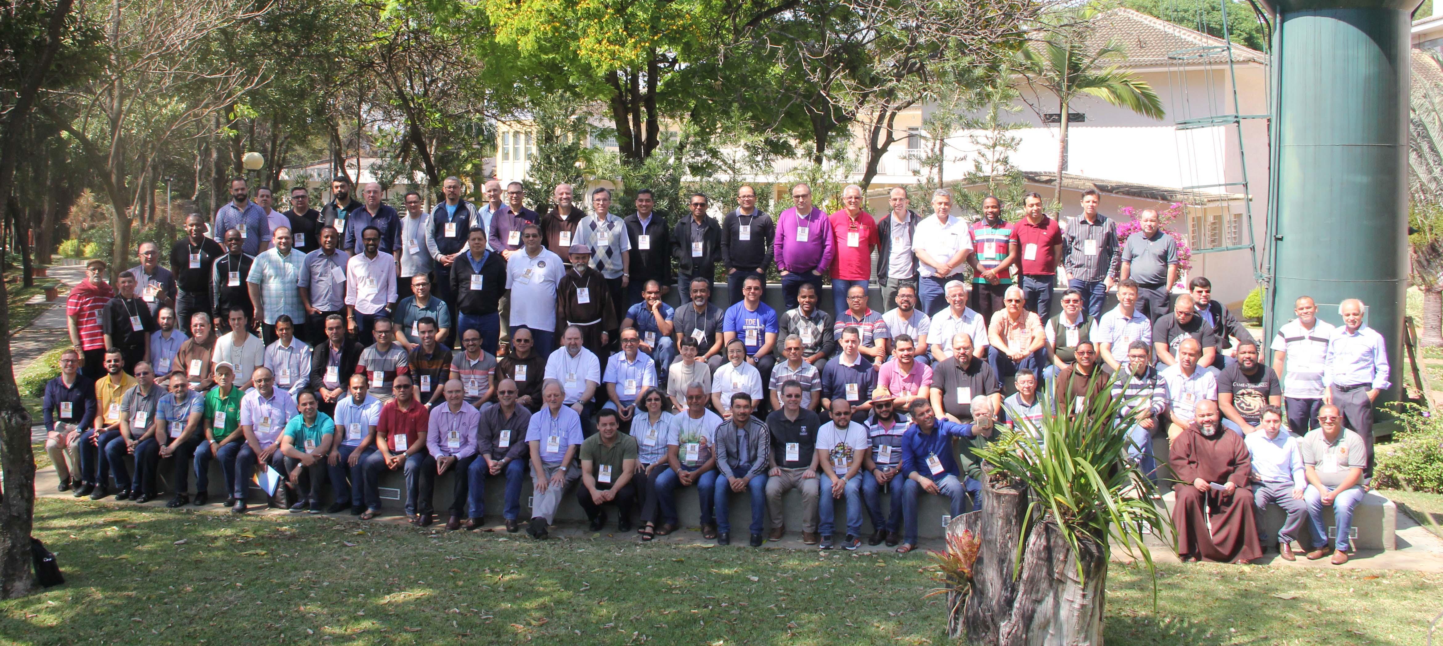 I Encontro Nacional de Presbíteros Religiosos da CRB