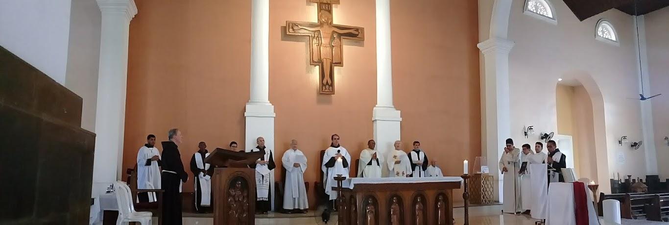 Jubileu de 50 anos de Vida Religiosa de Fr. Klaus Finkam
