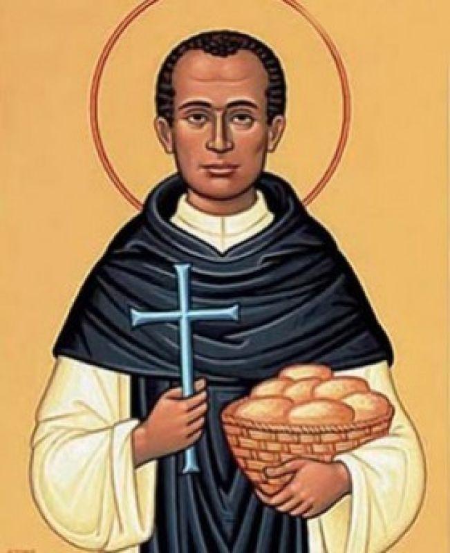São Martinho de Lima, religioso