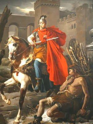 São Martinho de Tours, bispo