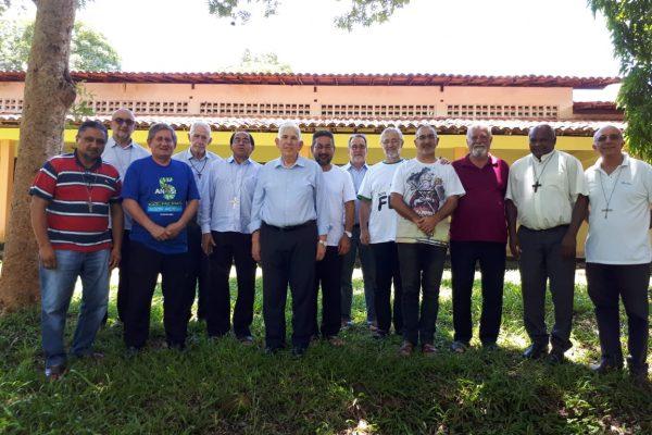 DIOCESE DE COROATÁ RECEBEU A PRIVATIVA DOS BISPOS – REGIONAL NORDESTE 5