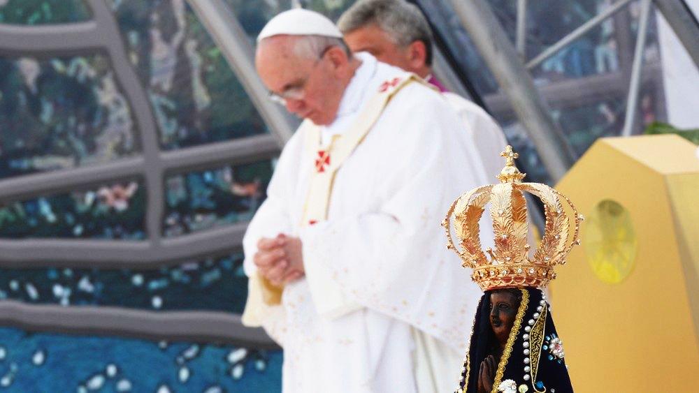 Papa Francisco aos brasileiros: fortalecer o valor da vida