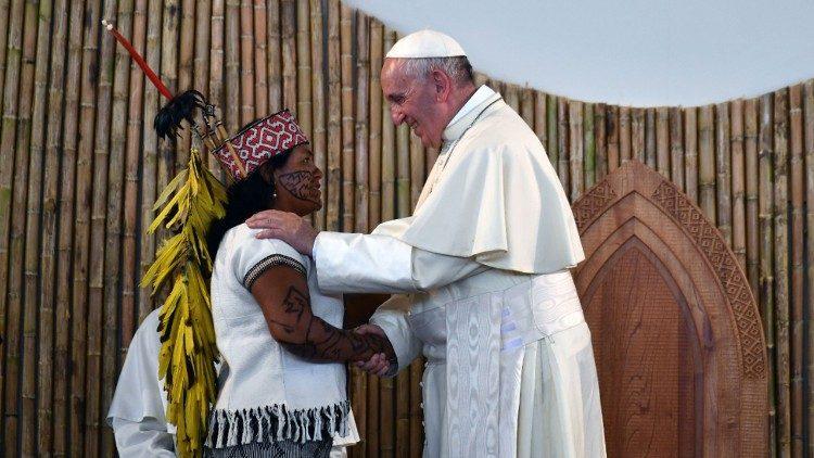 Querida Amazônia, a Exortação do Papa por uma Igreja com rosto amazônico