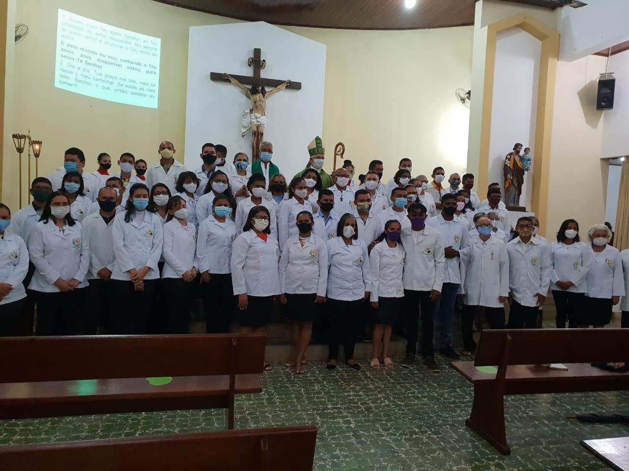 Comunidade Cristo Rei em tempos de Pandemia